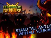 斗兽场防御 | 抵挡魔界怪兽的攻击!
