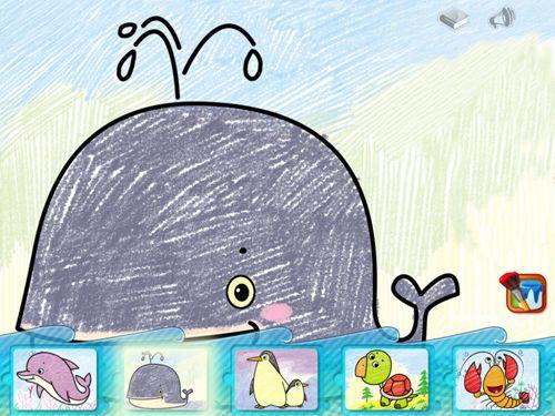 小手画出大世界(动物王国上篇)-宝宝童话