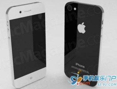 iphone 5无边框设计图7
