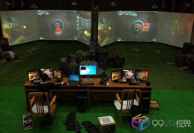 VR射击系统