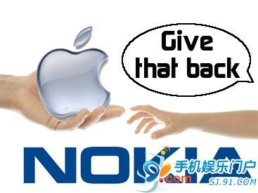 诺基亚再开诉讼 目标仍是苹果