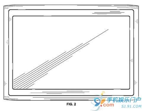 诺基亚平板电脑专利草图曝光