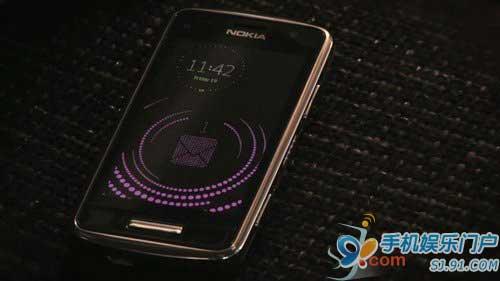 更炫待机界面 Symbian^3升级曝光