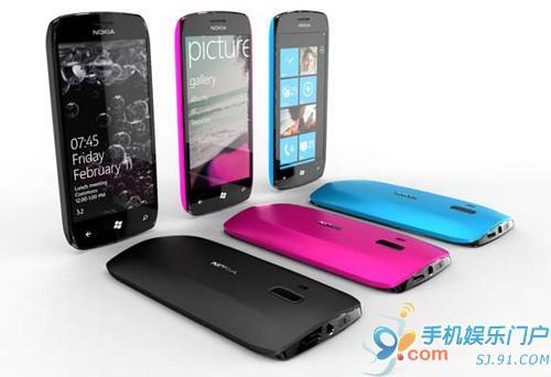 诺基亚:2012年Windows手机销量将相当大