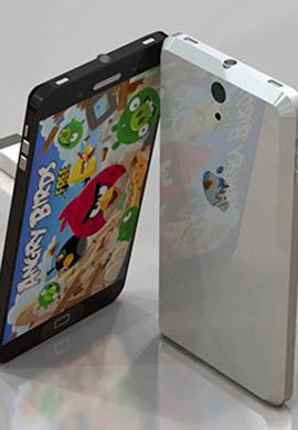 美到引起骚乱?最新iPhone 5概念设计
