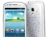 情人节的花语 La Fleur版Galaxy S III亮相